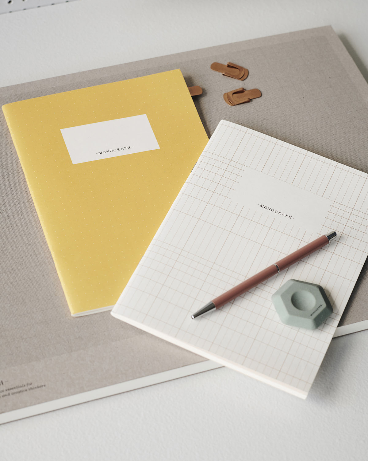 Note book, Linies, Angora/Yellow, Set of 2 designs, 60 pages, A5, Ruled/Dotted paper